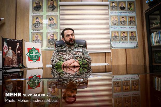 گفتگو با فرزاد اسماعیلی دستیار فرمانده ارتش