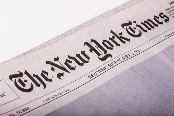 In US one new NYT columnist just made a serious impact