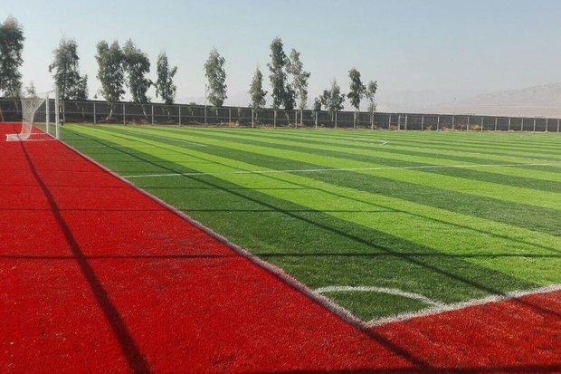 احداث ۳ زمین ورزشی در روستاهای گرمی/ فعالیت ۱۱۰۰ ورزشکار