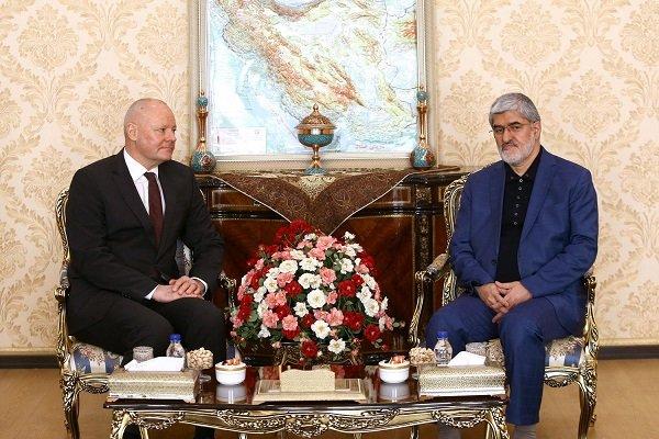 """السفير الألماني لدى طهران: لم يتبقَ من تنفيذ """" SPV """" شيء سوى الخطوات النهائية"""