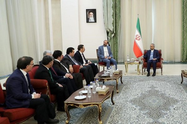 Tehran, Ankara resolute to strengthen all-out relations: Iran's VP