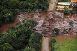 برازیل میں ڈیم ٹوٹنے سے ہلاکتوں کی تعداد 58 ہوگئی