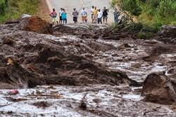 برازیل میں ڈیم ٹوٹنے سے ہلاکتیں 40 ہوگئیں