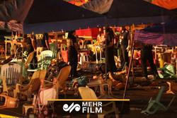 فیلمی از انفجار در فیلیپین