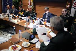 جلسه هیات امنای بنیاد حفظ آثار و نشر ارزش های دفاع مقدس