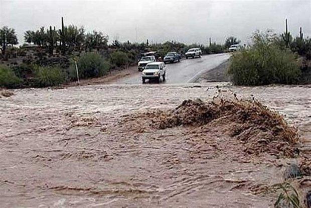 هشدار بارندگیهای سیل آسا در کرمانشاه/سرعت وزش باد افزایش مییابد