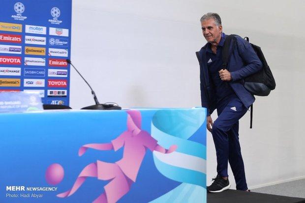 ریز پرداختی های فدراسیون فوتبال به کارلوس کی روش اعلام شد