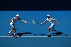 رقابتهای تنیس قهرمانی آزاد مردان کشور در اراک آغاز شد