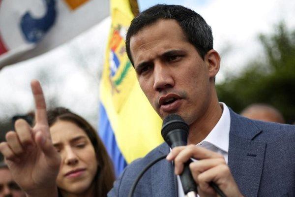 توضیح گوایدو درباره مذاکره با دولت ونزوئلا