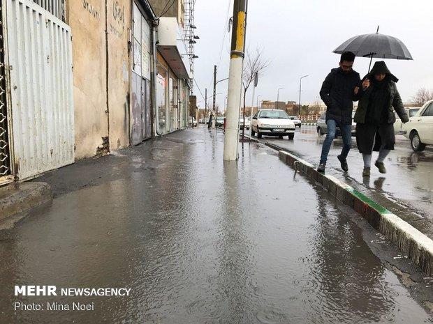 خوزستان بارانی می ماند