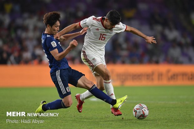 Iran vs Japan in AFC Asian Cup semifinals