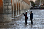 درخواست مونسان از  روحانی: ستاد احیای زاینده رود فعال شود