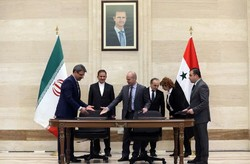 Iran, Syria sign economic, scientific, investment MoUs