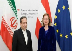 Araghchi, Austrian FM discuss SPV in Vienna