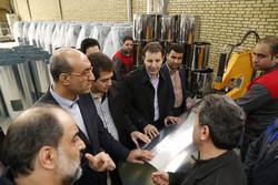 اولویت استان قزوین تکمیل طرح های نیمه تمام صنعتی است