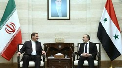 Iran, Syria strike several economic deals
