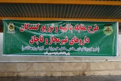 جزئیات پاکسازی محلههای شوش،مولوی و هرندی/ دستگیری ۳۰۰ خرده فروش موادمخدر