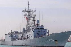 ترکی کی جنگی کشتی قطر کے سمندر میں پہنچ گئی