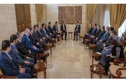 Syrian war targeted regional security, Axis of Resistance: VP Jahangiri