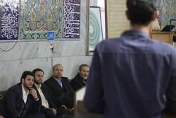 «محمدباقر قالیباف» با جمعی از کسبه و جوانان فعال گیلانی دیدار کرد