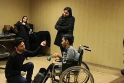 «تئاتر» بستر حضور معلولان در جامعه/ چشمان امیدوار نیازمند حمایت