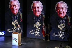 مراسم حفل افتتاح مهرجان فجر الـ37 /صور