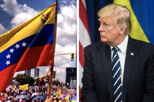 US tyranny moves against Venezuela's elected government