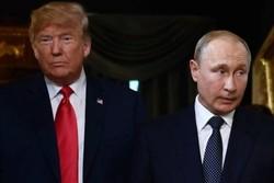 موضعگیری ترامپ به رایزنی تلفنی دیروز خود با پوتین