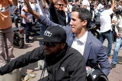 احتمال قتل «گوایدو» از سوی سازمان سیا برای توجیه حمله نظامی به ونزوئلا