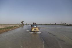 خسارت ۸ میلیارد تومانی سیل به تأسیسات جاده ای خوزستان