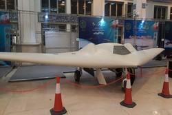 ازاحة الستار عن «شاهد» النسخة الايرانية لطائرة «آر کیو ۱۷۰» المسيرة