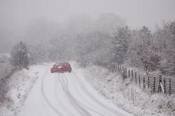برطانیہ میں شدید برفباری