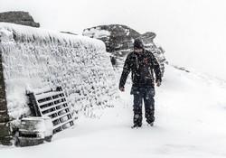 یورپ میں برفباری کا سلسلہ جاری