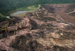 برازیل میں ڈیم ٹوٹنے سے نقصانات