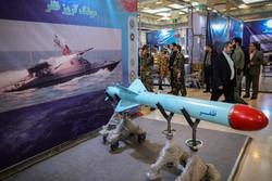 İran'daki önemli askeri fuardan kareler