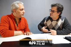 فیلمی از پشت صحنه جدیدترین اثر مهران مدیری