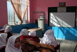 جشن برچیدن بخاری های نفتی از مدارس خراسان شمالی
