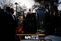 روحانی: مبارزه ملت ایران با آمریکا در ادامه راه امام