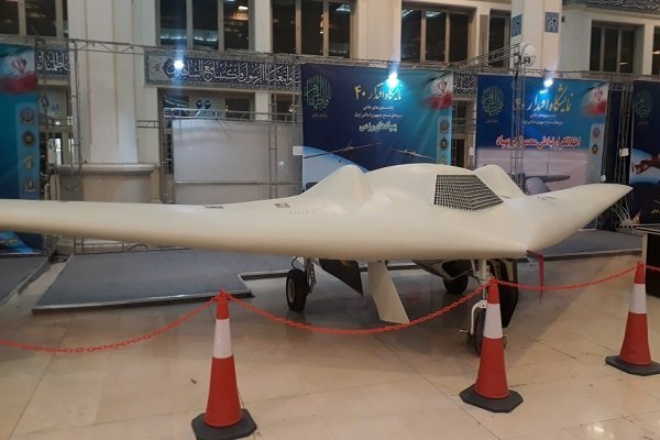 Iran unveils home-made 'Kaman 12', 'Shahed-171' drones