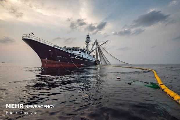 ماهیگیران لیبریا
