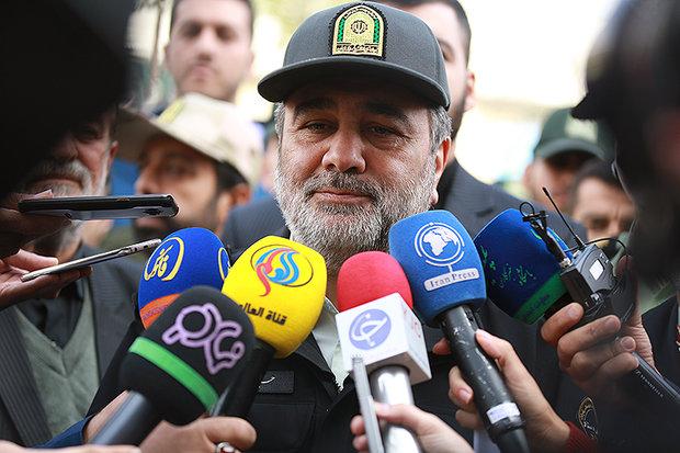 İran: Kuzeybatı sınırlarında güvenlik sorunu yok