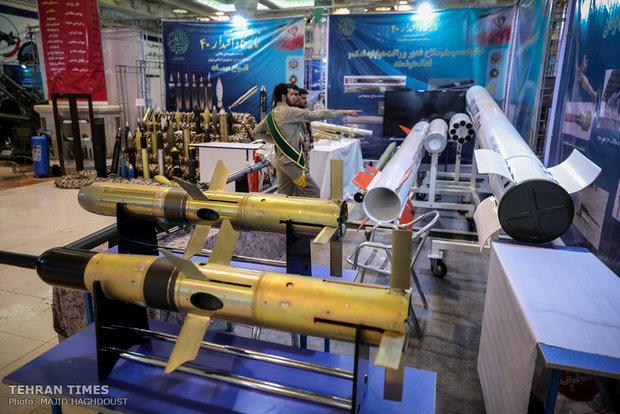 Major defense exhibition opened in Tehran