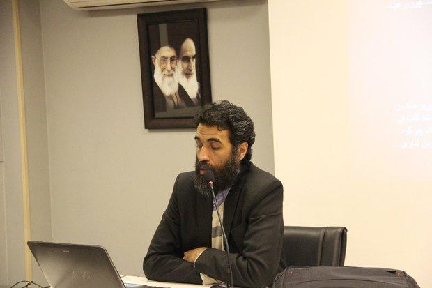 سعدی شخصیتی ایرانی اسلامی دارد