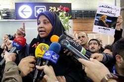 مرضية هاشمي: الغرب يستهدف المسلمين وذوي البشرة السوداء