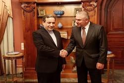 عراقجي التقى مساعد رئيس البرلمان البلغاري