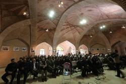 نمایشگاه عکس علمداران انقلاب اسلامی در اردبیل گشایش یافت