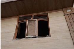 تخریب یک واحد مسکونی دراثر انفجار در سمنان