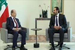 الحريري يقترح تشكيل حكومة جديدة وعون لم يعترض