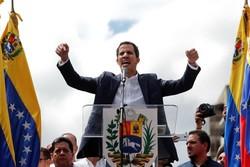 اعتراضات مردمی در ونزوئلا، به لغو سخنرانی گوایدو منجر شد