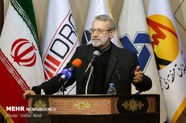 Enemies incapable of fighting in battle with Iran: Larijani
